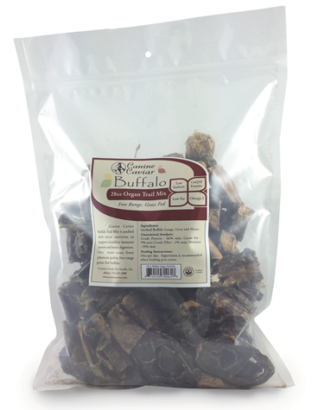 Buffalo Organ Trail Mix