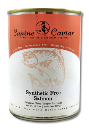Synthetic Free Salmon