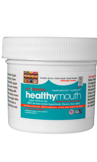 HealthyMouth Topical Gel